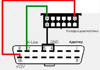 Схема эбу delco 16202319
