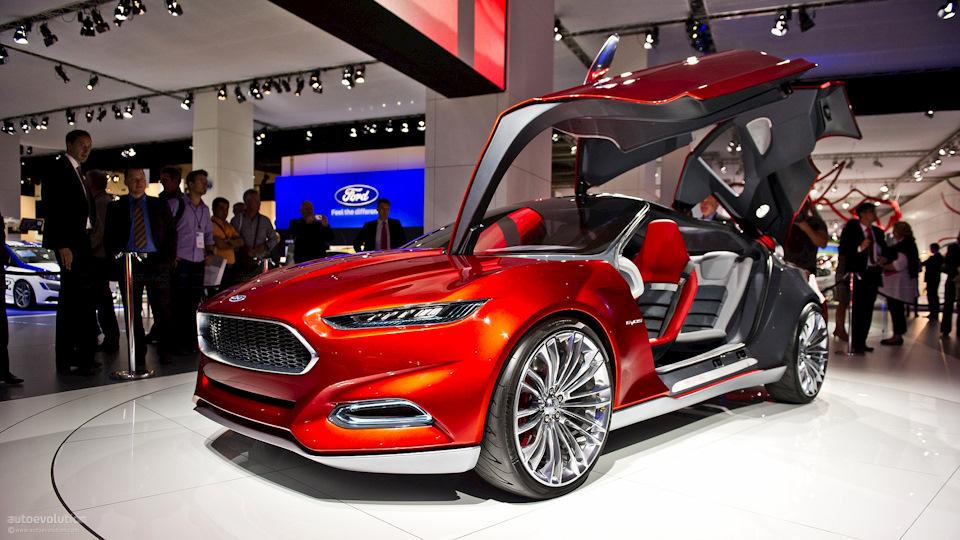 Форд Эйдж (2014-2015) - фото, цена, характеристики Ford ...