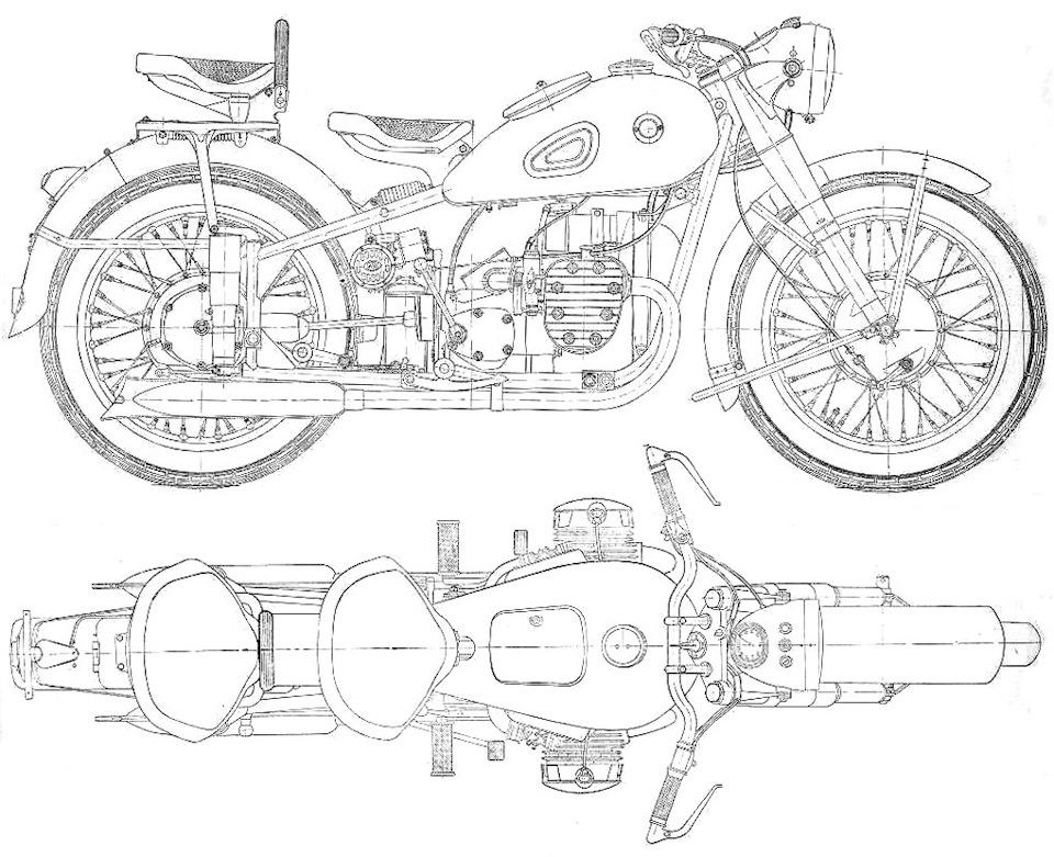 села чертежи мотоциклов картинки саночках горки, водила