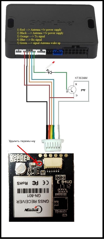 Пример аксонометрической схемы системы вентиляции