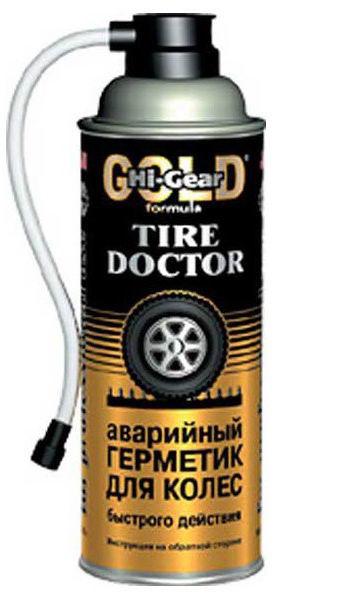Состав для предотвращения и устранения проколов шин tire doctor 360 мл(b), шт