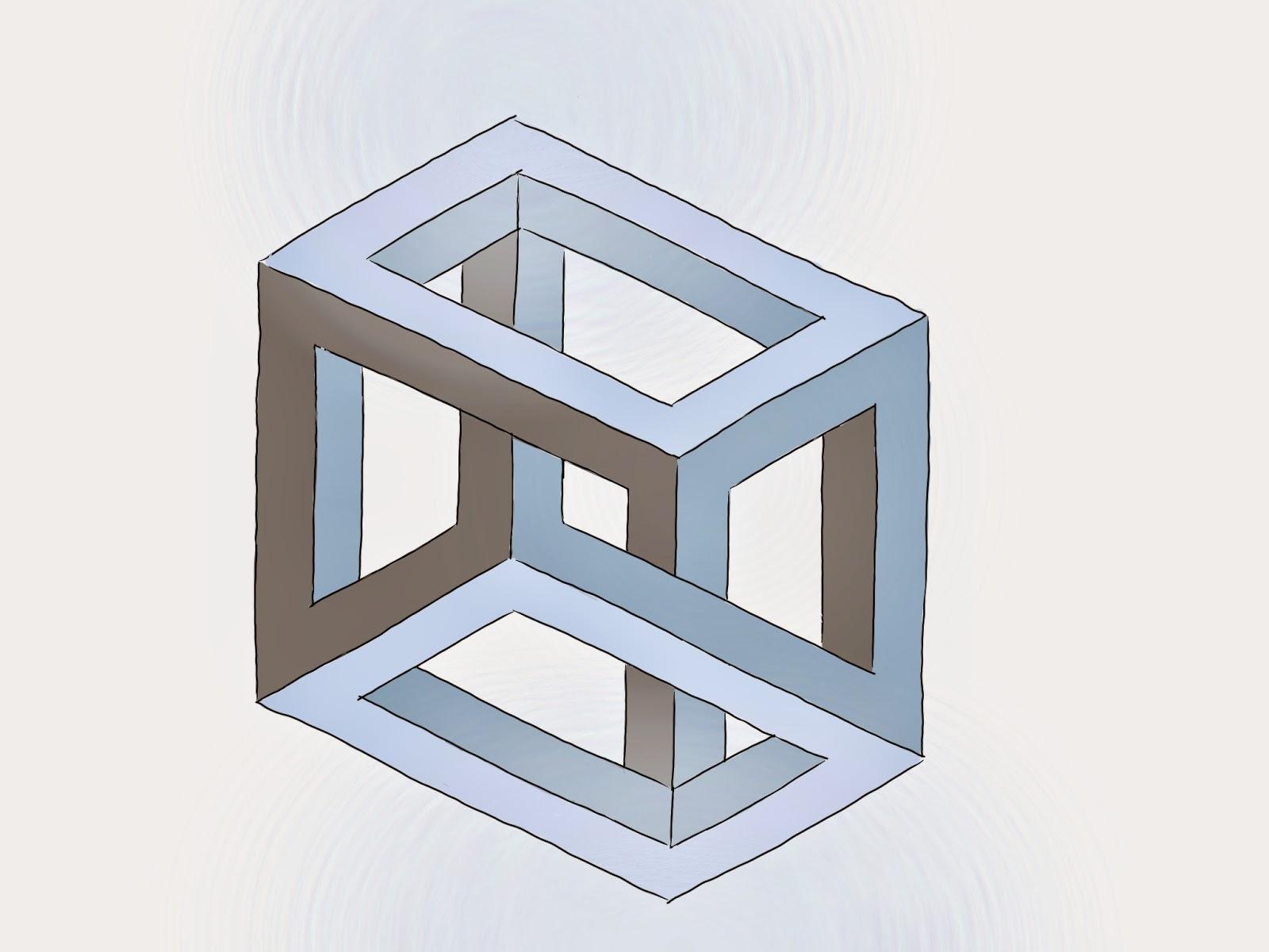 нашей несуществующие геометрические фигуры картинки только после визита