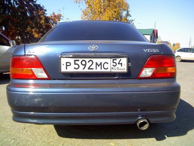 Toyota Виста sv40 фото #4