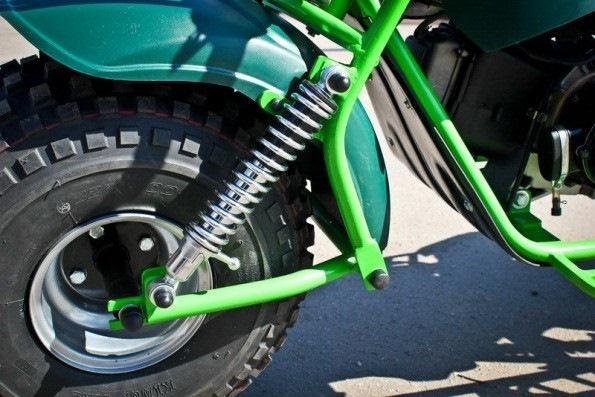 Подвеска мотоцикла своими руками