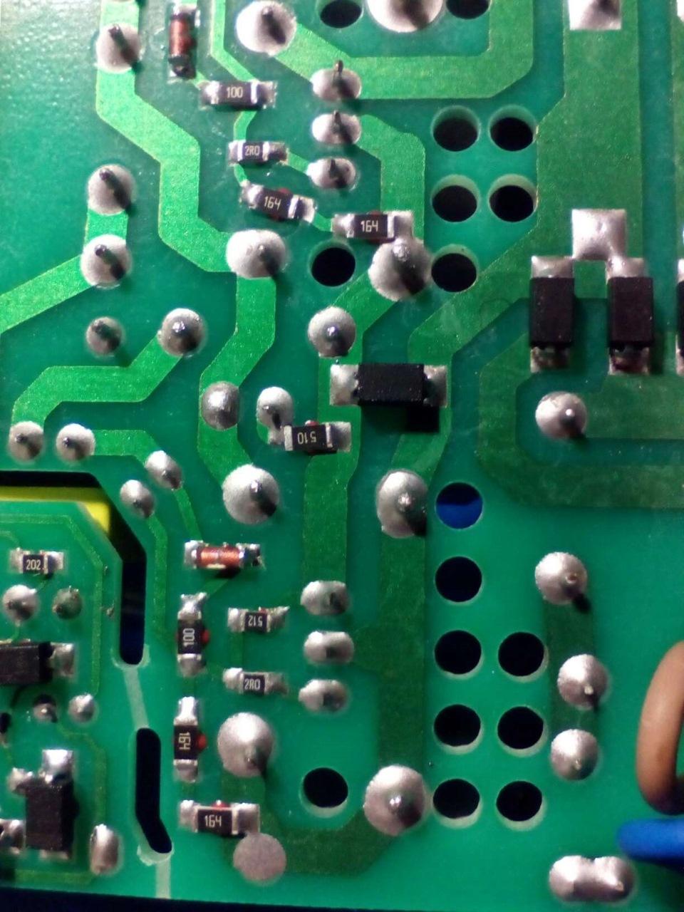 Схема зарядного устройства икар