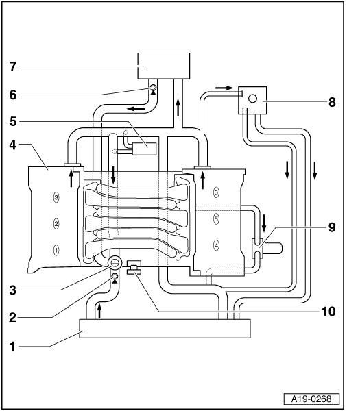 wiring diagram of additional equipment in the cooling