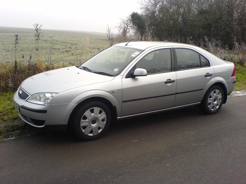 форд мондео 2003