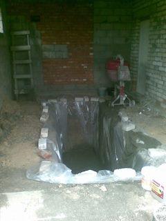 6f96a404l84 240 - Яма в гараже грунтовые воды