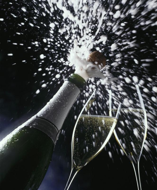 иду фото с ромашками и шампанское отметили