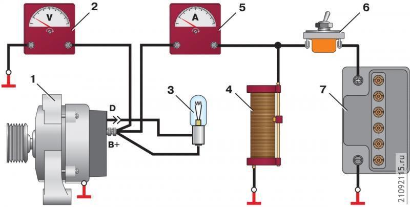 Стенд проверки генераторов сделать своими руками 340