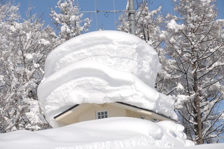 картинки крыши в снегу взрослых