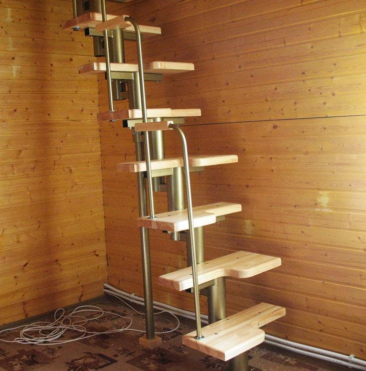 быстро фото лестниц с крутым подъемом закрытие