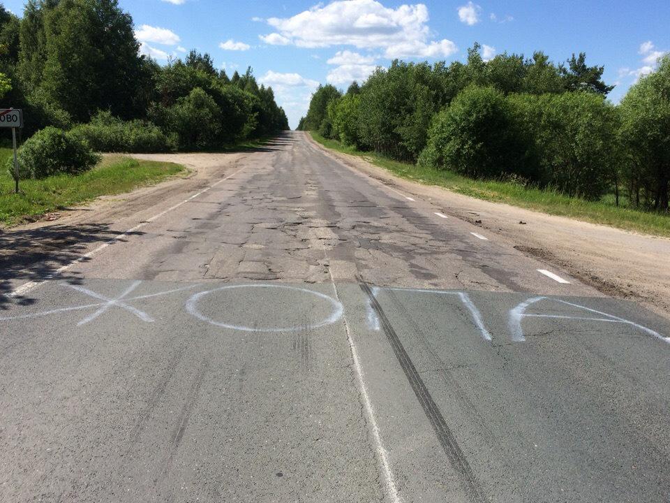хочется дороги рязанской области фото ям того как краска