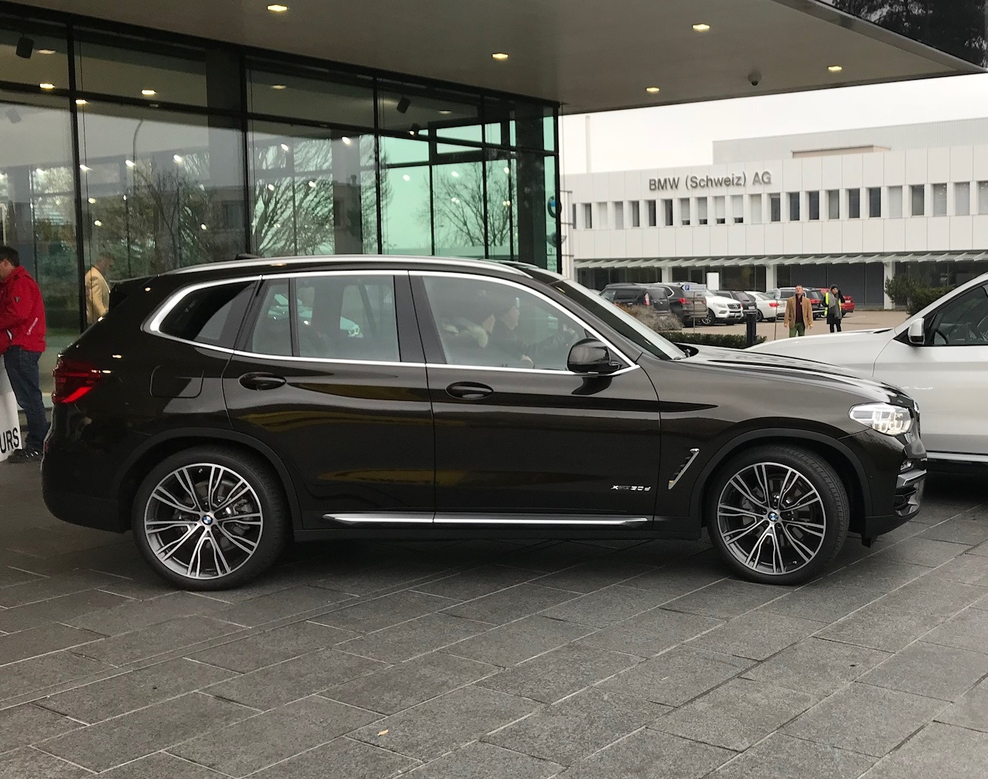 Bmw X3 30d Luxury Pack Drive2