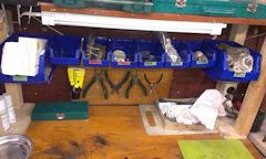 Ящик для болтов и гаек своими руками