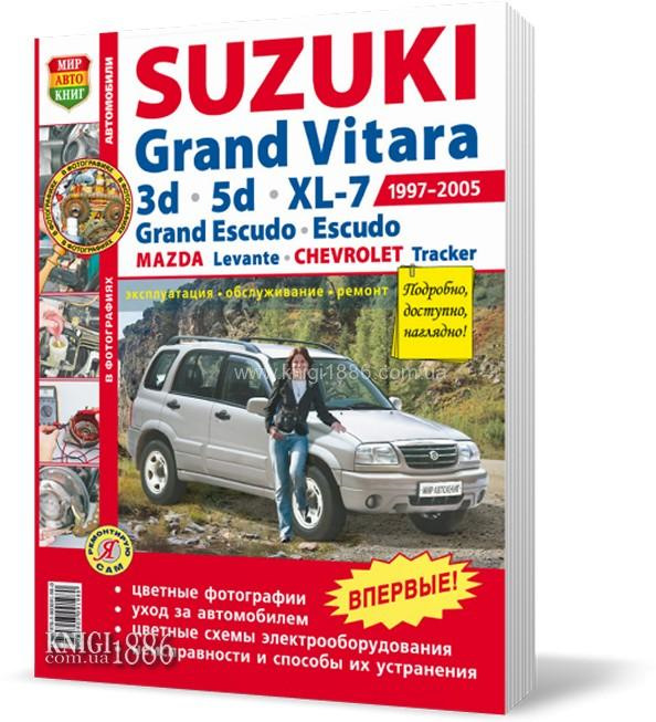 04 Suzuki Grand Vitara Owners PDF Download