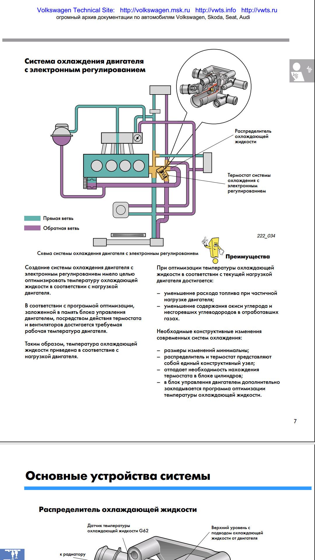 Схема подключение датчика указателя температуры охлаждающей жидкости
