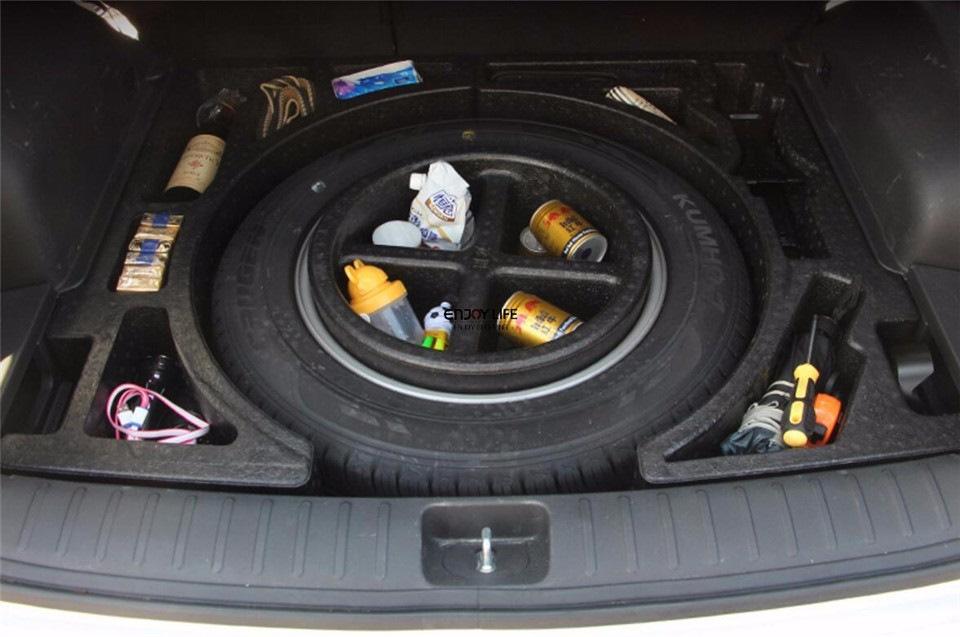 хендай туксон вид багажника где запаска фото цветами коллекции