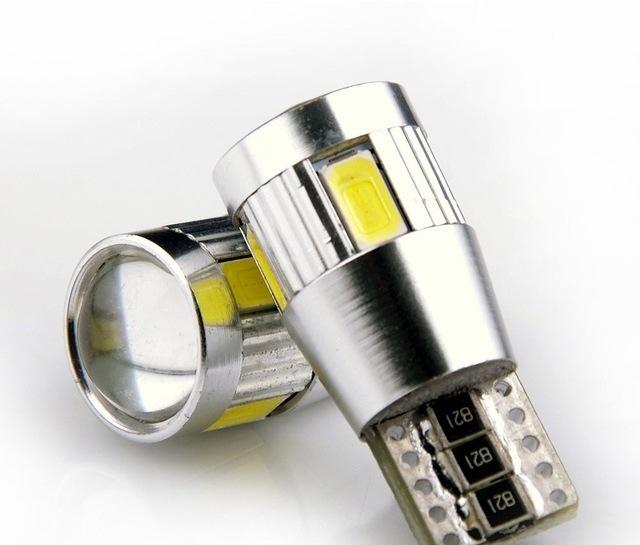 Светодиодные габаритные лампочки