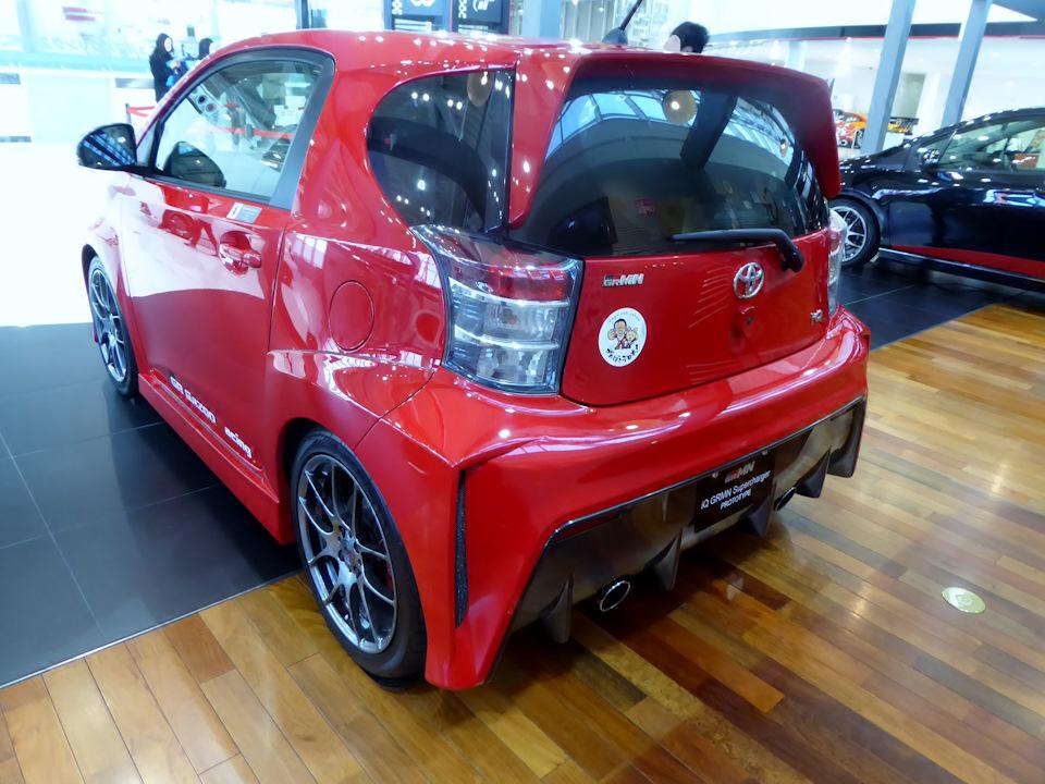 Toyota iq betriebsanleitung
