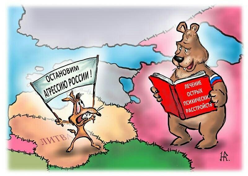 Прибалты обвинили Путина в запрете наживаться на российских грузах