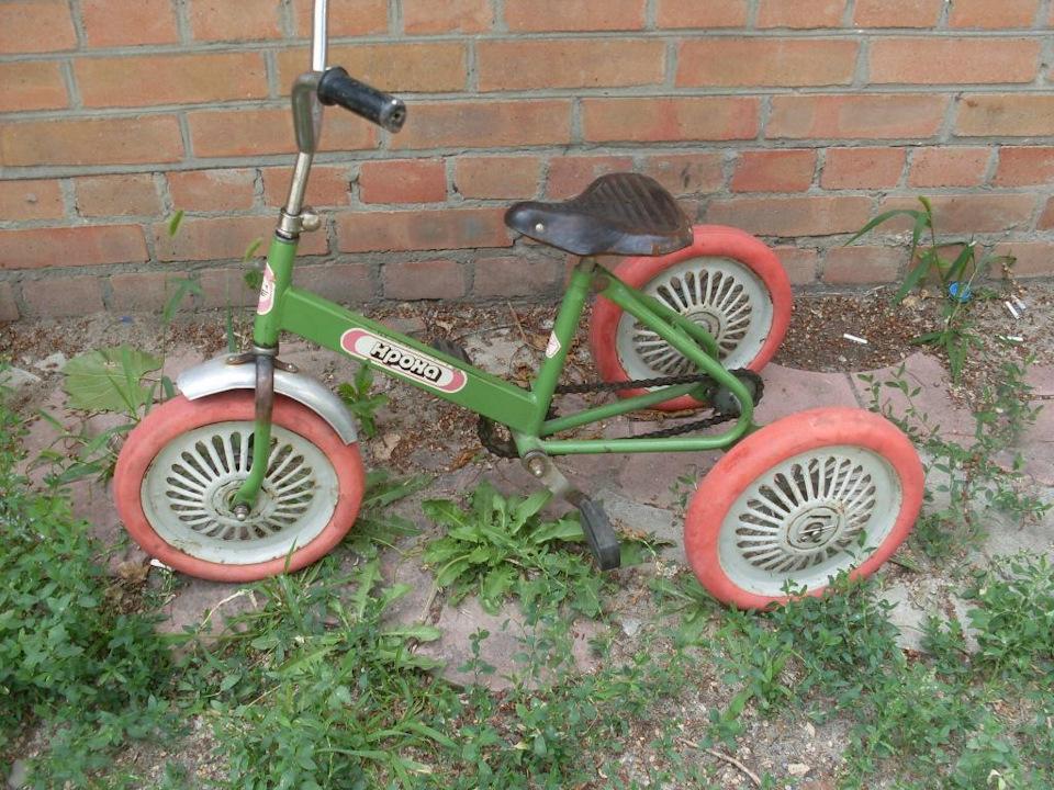 дизайнеры советские трехколесные велосипеды фото принято считать