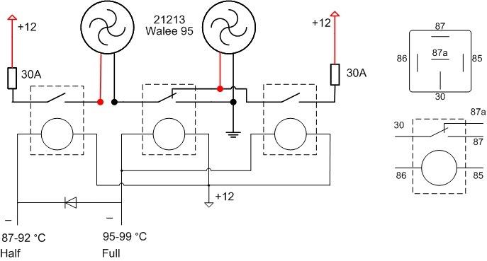 Схема светомузыки на 5 каналов