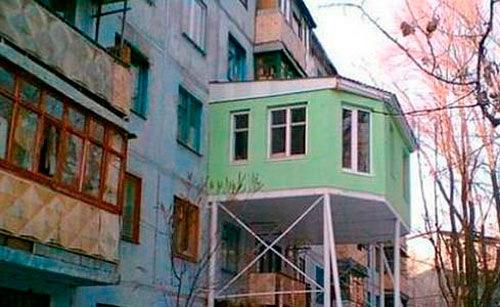"Легкий стеклинг балкона - community ""сделай сам"" on drive2."