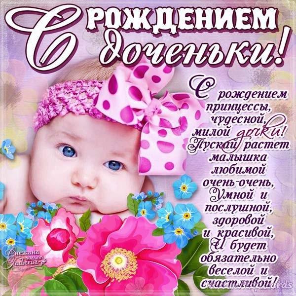 Поздравления для мамы с днем рождения дочери в картинках