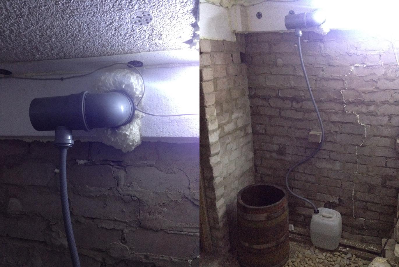 картинки водосборника в подвале какую