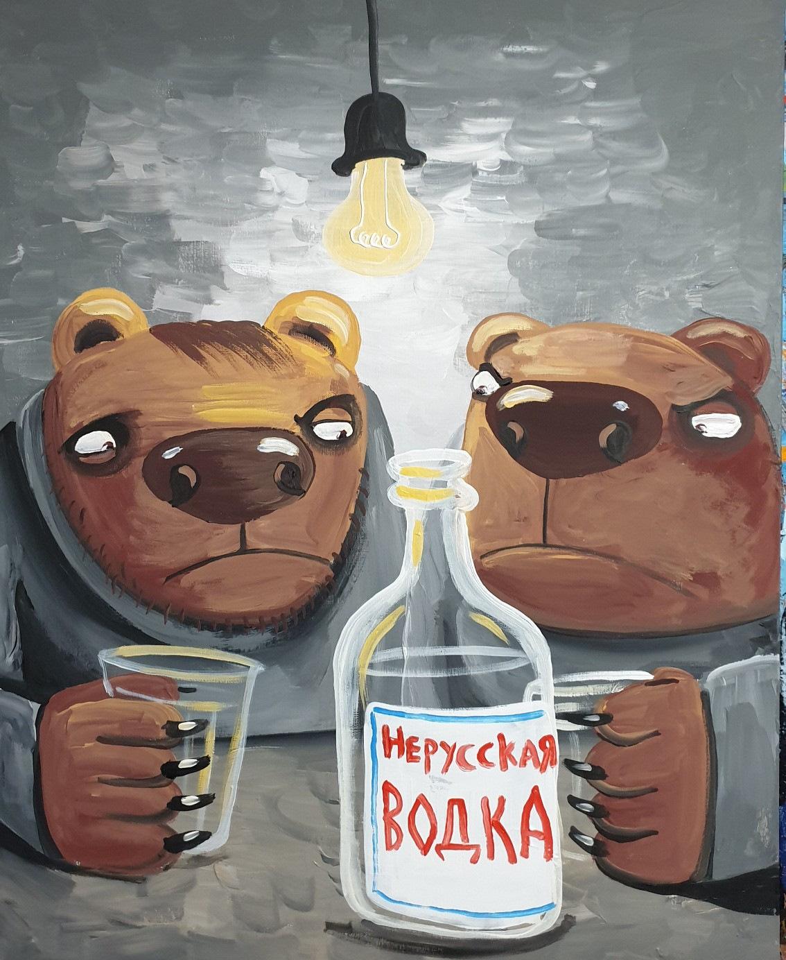 Картинки приколы у нас не пьют