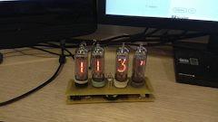 Часы на ин 14 схема инструкция печатка