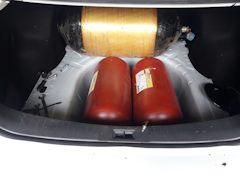Как переделать пропан на метан